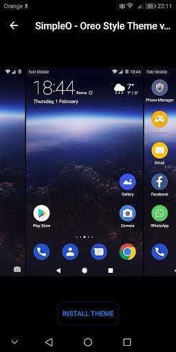 EMUI Themes Factory for Huawei 1.7 Screenshots 4