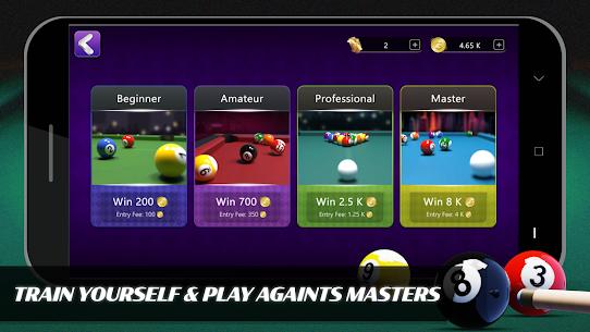 8 Ball Billiards Mod Apk 2.0.3 (Free Shopping) 2