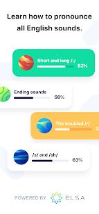 ELSA Speak: Online English Learning & Practice App 6.4.5 Screenshots 5