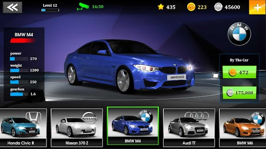 تحميل لعبة GT: Speed Club مهكرة للاندرويد [آخر اصدار] 1