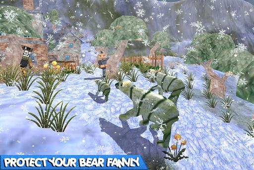 Bear Family Fantasy Jungle Game 2020 2.0 screenshots 12