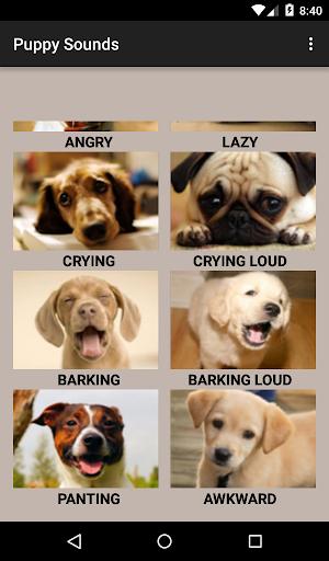 Puppy Sounds screenshots 2