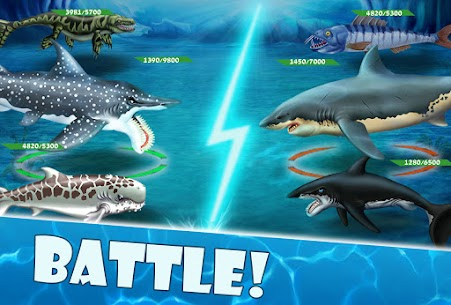 Shark World Mod Apk (Gold/Diamonds) 2