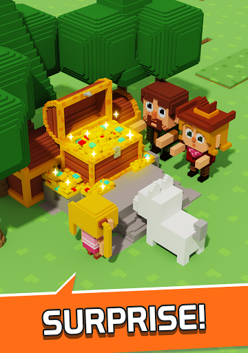 Build Heroes:Idle Survival Journey  screenshots 24