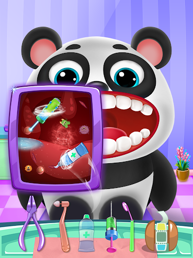 Little Unicorn Pet Doctor Dentist 6 screenshots 13