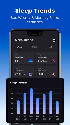 Sleep Monitor: Sleep Recorder &Sleep Cycle Tracker  Screenshots 5