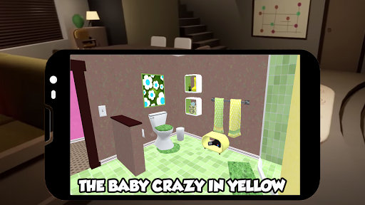 The Baby in Crazy Yellow House Simulator apk 1.01 screenshots 3
