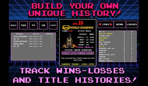 80s Mania Wrestling Returns 1.0.77 screenshots 15