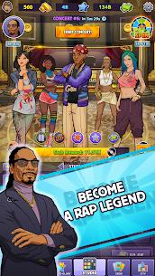 Snoop Dogg's Rap Empire MOD APK 1.27 (Unlimited Money) 4