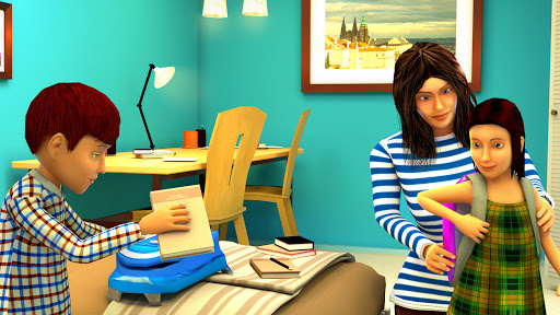Family Simulator - Virtual Mom Game screenshots 1