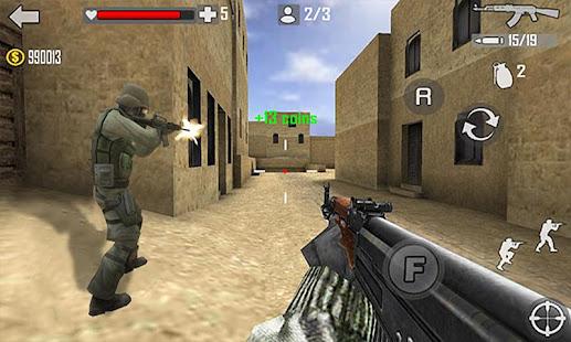 Shoot Strike War Fire 1.1.8 Screenshots 3