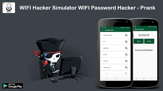 WIFI Hacker Simulator WIFI For Pc (Download For Windows 7/8/10 & Mac Os) Free! 1