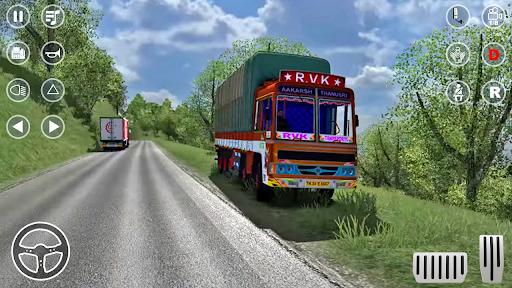 Code Triche simulateur de camion indien conduite de camion  APK MOD (Astuce) screenshots 1