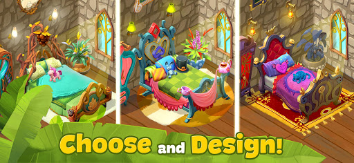 Lost Island: Adventure Quest & Magical Tile Match apklade screenshots 2