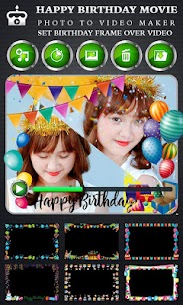 Birthday Slideshow with Music For Pc 2020 (Download On Windows 7, 8, 10 And Mac) 5