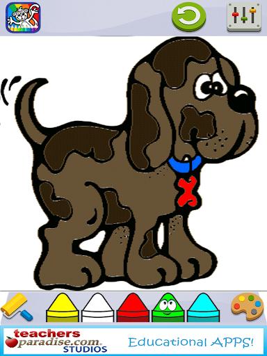 Coloring Book for Kids screenshots 10