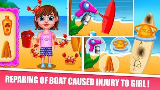 Summer Beach Girl : Fun Activity  screenshots 3