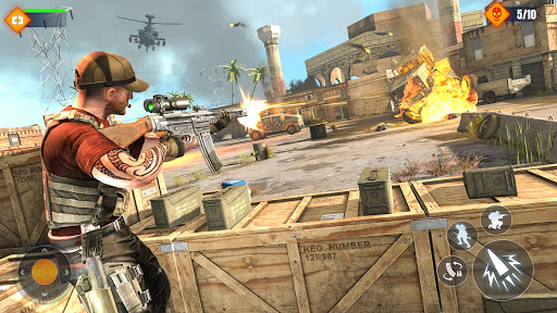Anti Terrorist Squad Shooting (ATSS) screenshots 2