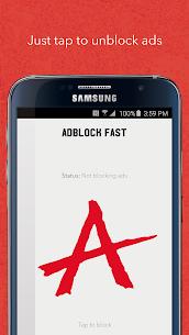 Adblock Fast v2.2.0 APK 3