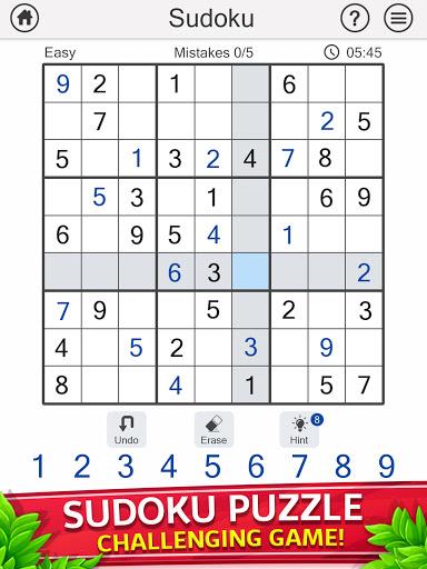Number Puzzle - Classic Slide Puzzle - Num Riddle apktram screenshots 13