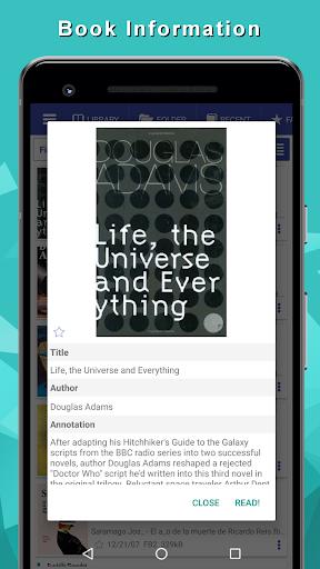 Librera - reads all books, PDF Reader 8.3.109 Screenshots 21