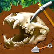 Digging Dino Discovery - Fossil Games