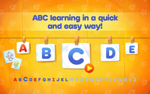 Alphabet ABC! Learning letters! ABCD games! 1.5.23 Screenshots 1