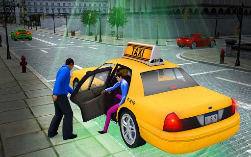 New Taxi Driving Games 2020 u2013 Real Taxi Driver 3d  screenshots 5