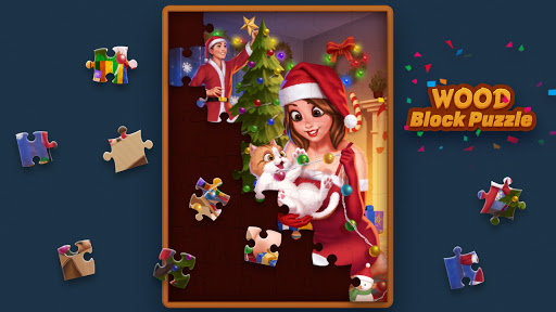 Jigsaw Puzzles - Block Puzzle (Tow in one) 14.0 screenshots 5