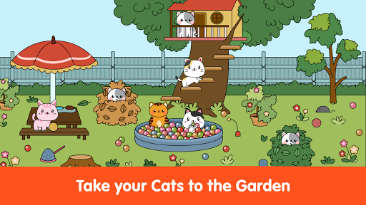 My Cat Townud83dude38 - Free Pet Games for Girls & Boys android2mod screenshots 4