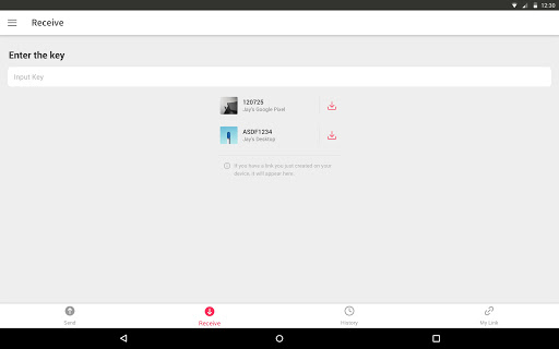 Send Anywhere (File Transfer) 21.6.3 Screenshots 6