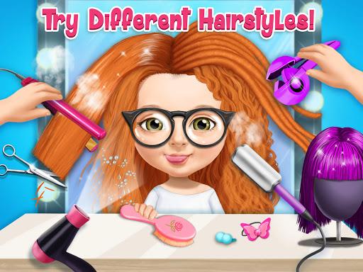 Sweet Baby Girl Beauty Salon 3 - Hair, Nails & Spa  screenshots 12