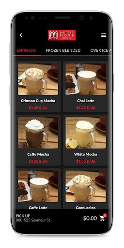 Matter More Coffee  screenshots 3