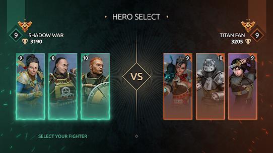 Ücretsiz Shadow Fight Arena 4