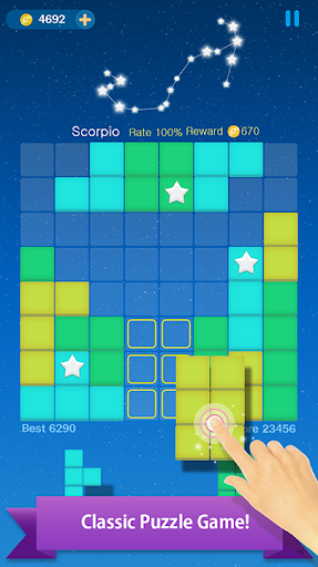 Block Puzzle Constellation; Mission 1.0.4 screenshots 11