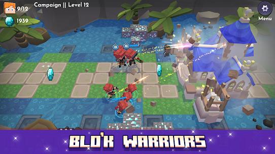 Blo'k Warriors MOD APK 0.6.5 (Unlimited Money) 12
