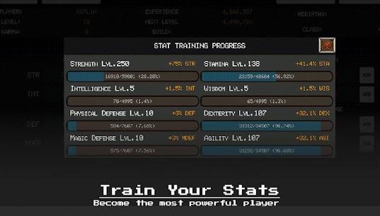 MMORPG Laurum Online – RPG – Pixel MMO – PVP 4