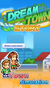 Dream Town Story MOD APK (Unlimited Gems) 5