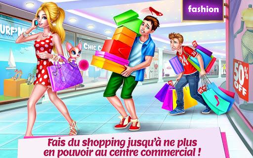 Code Triche Shopping Girl (Astuce) APK MOD screenshots 5