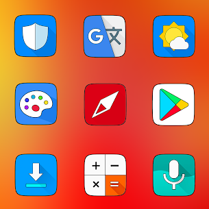 Oxigen Square Pro Apk- Icon Pack 2.2.1 (Patched) 5