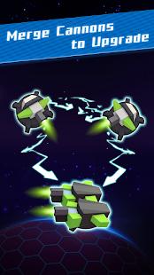 Merge Cannon Defense 3D