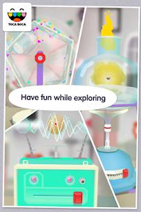 Toca Lab: Elements 4