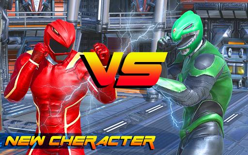 Super Dino : Hero Kungfu Fight Ninja Ranger Legend 15 screenshots 1