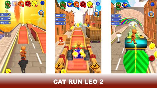 Cat Run Leo 2 apktram screenshots 8