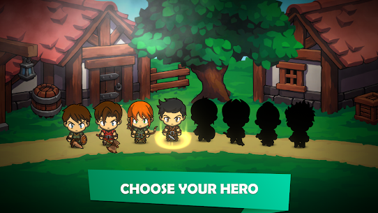 Kinda Heroes Mod Apk (Free Shopping/Unlocked) 1