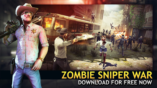 Last Hope Sniper - Zombie War: Shooting Games FPS  screenshots 12