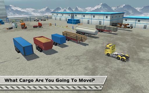 Off-road 4x4: Hill Truck  screenshots 2