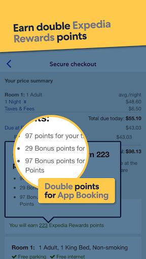 Expedia Hotel, Flight & Car Rental Travel Deals screenshots 5