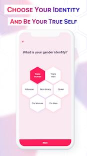 Fiorry: Transgender Dating 3.3.1 Screenshots 6