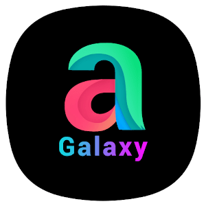 A Launcher 2021 Launcher for Galaxy A style 1.3 by NewEdu logo